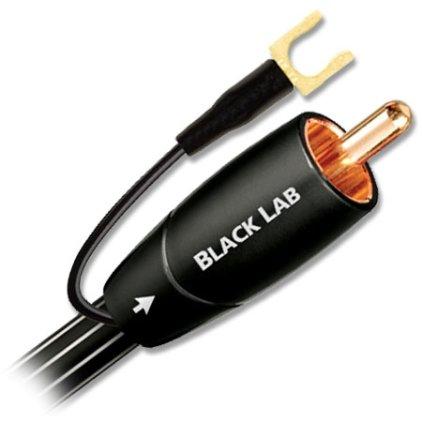 Кабель межблочный аудио AudioQuest Black Lab 2.0m PVC