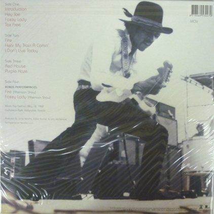 Виниловая пластинка Jimi Hendrix MIAMI POP FESTIVAL (180 Gram)