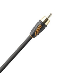 Кабель межблочнй QED 5111 Profile Sub-Woofer Cable Phono 10.0m