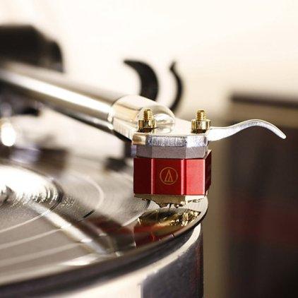 Головка звукоснимателя  Audio Technica AT33EV