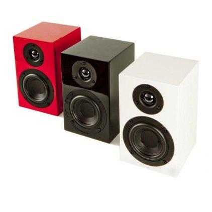 Акустическая система Pro-Ject Speaker Box 4 piano white