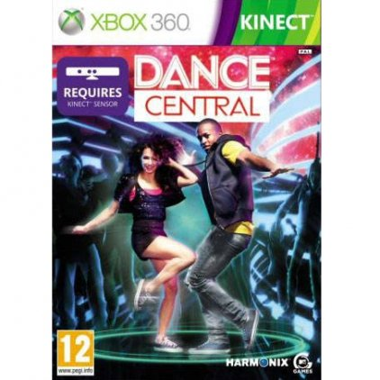 Игра для Xbox360 Dance Central (только для MS Kinect)