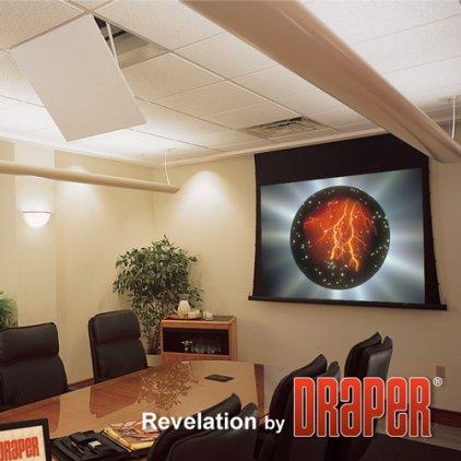 "Экран Draper Baronet HDTV (9:16) 234/92"" 114*203 MW (XT1000E) ebd 30"" 130124"