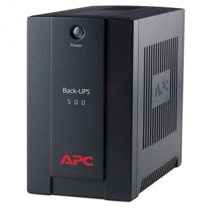 APC Back-UPS BX500CI 500VA black