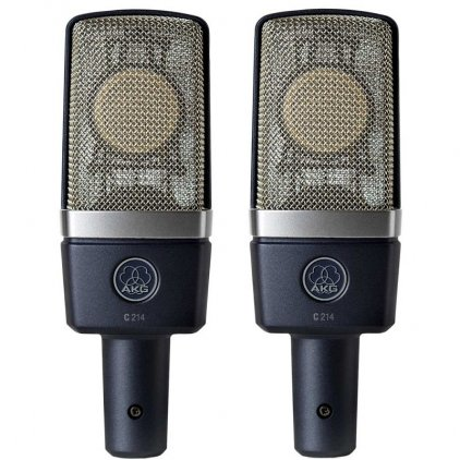 Микрофон AKG C214ST