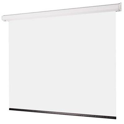 """Экран Draper Targa HDTV (9:16) 234/92"""" 114*203 MW (XH600E) ebd 12"""" case white"""