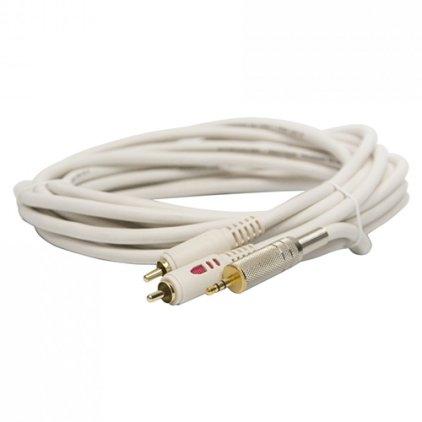 Кабель межблочный аудио PROCAST Cable MJ/2RCA.5