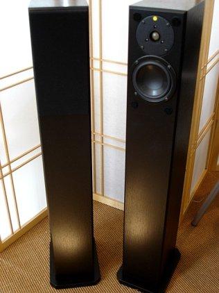 Напольная акустика Totem Acoustic Arro black ash