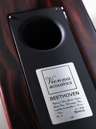 Vienna Acoustics Beethoven Concert Grand cherry