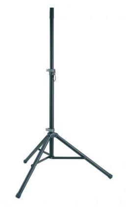 Стойка K&M K&M 21450-000-30 aluminum  стойка для АС (до 50кг) 2.45 kg, H: 1270/1930 mm.