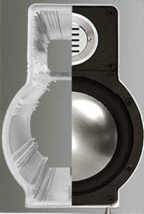 Акустическая система Elac 330 CE high gloss white