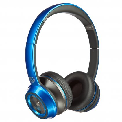 Наушники Monster NTune On-Ear Candy Blue