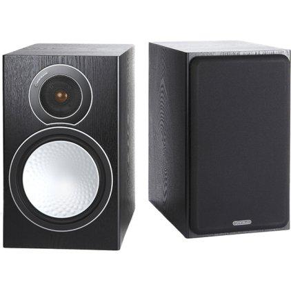 Полочная акустика Monitor Audio Silver 2 black oak