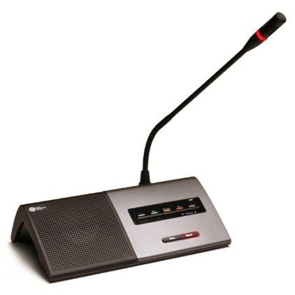 Настольный микрофонный пульт делегата DIS DM 6680 P (для серии DCS6000)