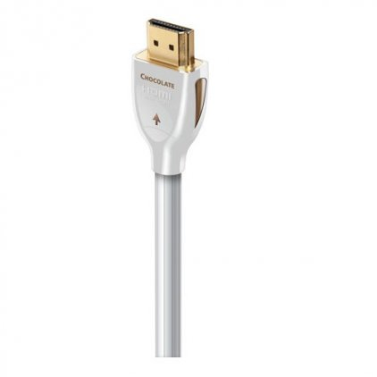 HDMI кабель AudioQuest HDMI Chocolate 20.0m PVC white