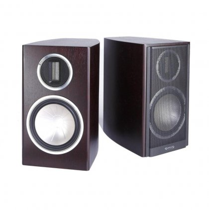 Полочная акустика Monitor Audio Gold GX 100 dark walnut