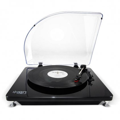 Проигрыватель винила ION Audio Pure LP black