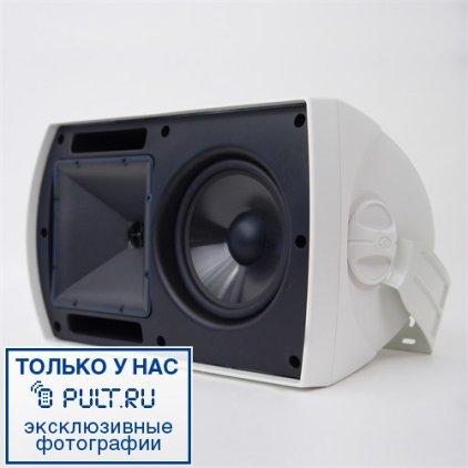 Всепогодная акустика Klipsch AW 650 white