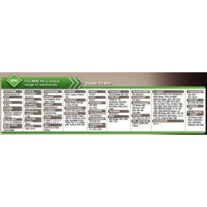 Амбушюры Comply S-200 CH Large (3 пары)