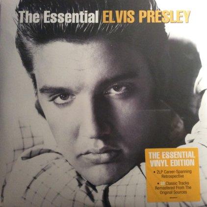 Виниловая пластинка Elvis Presley THE ESSENTIAL (140 Gram)
