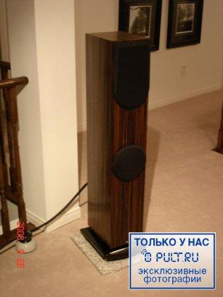 Напольная акустика Kudos Cardea C30 black