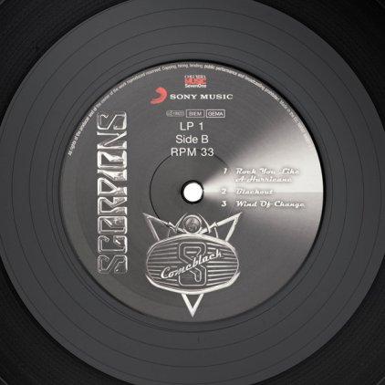 Виниловая пластинка Scorpions COMEBLACK (180 Gram)