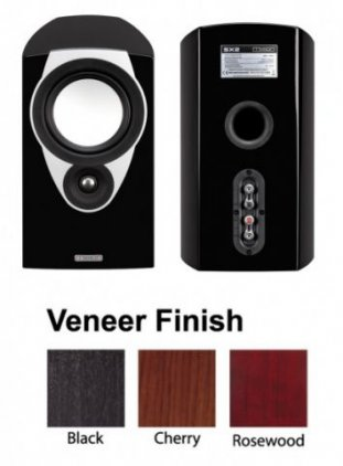 Mission SX-2 veneer black
