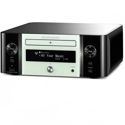 CD ресивер Marantz M-CR611 green