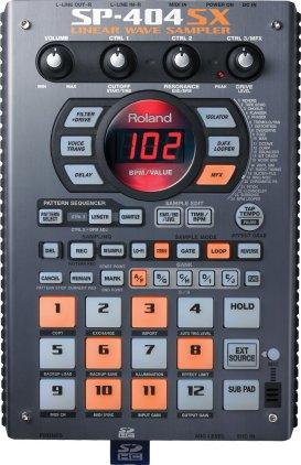 Фразовый сэмплер Roland SP-404SX