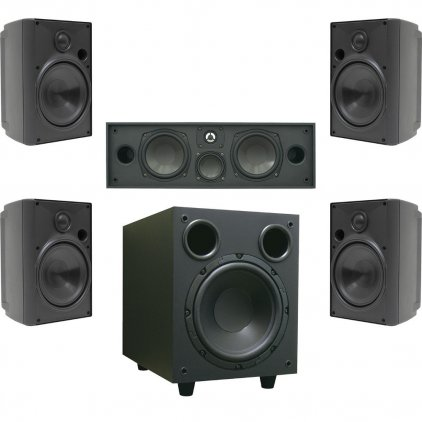 Всепогодная акустика Proficient AW400 black