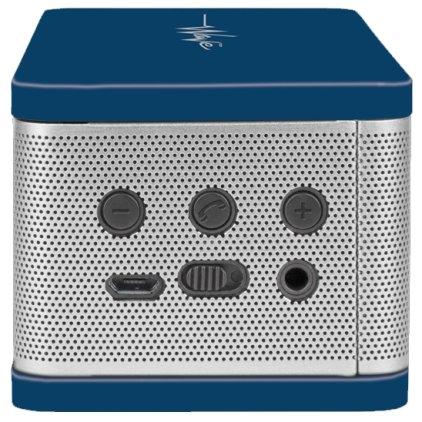 Портативная акустика Wave Trendy gray/blue