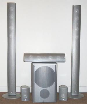 Полочная акустика Canton CD 1020 silver high gloss (пара)