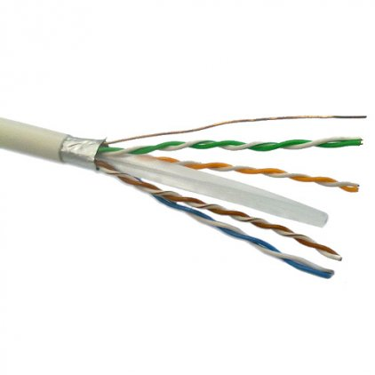 Real Cable CAT6 FTP-VIM (катушка 200м)