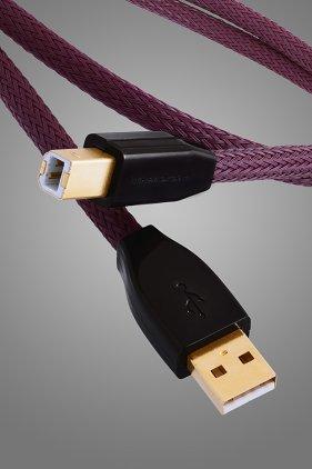 USB кабель Tchernov Cable Classic IC USB A-B 1.65m