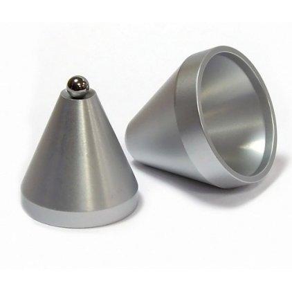 Аксессуар для домашнего кинотеатра Cold Ray Ceramic silver (комплект 4 шт.)