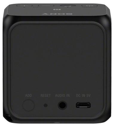 Портативная акустика Sony SRS-X11 white