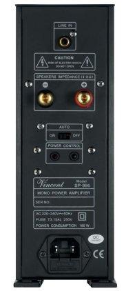 Усилитель звука Vincent SP-996 silver