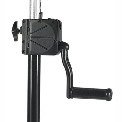 Стойка DIE HARD Die HARD DHSS30 - телескопическая стойка для колонок с лебёдкой