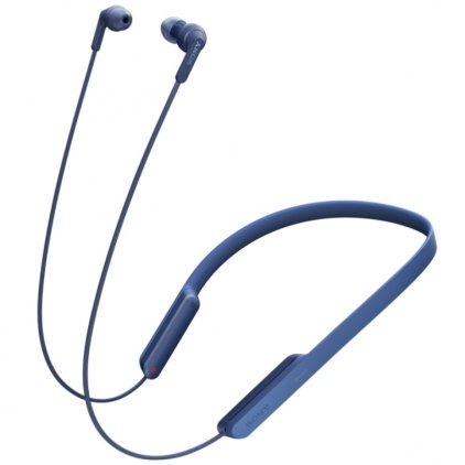 Наушники Sony MDR-XB70BT blue
