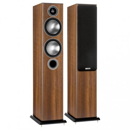 Комплект Monitor Audio Bronze set 5.1 walnut (5+1+Centre+W10)