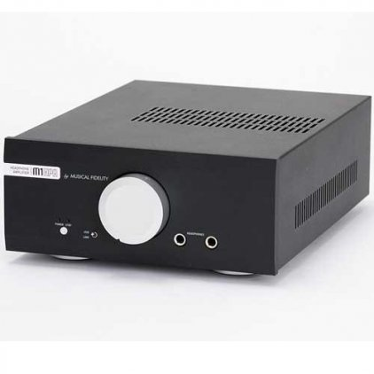 Усилитель для наушников Musical Fidelity M1-HPAP black