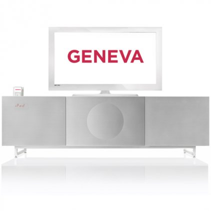 iPod Hifi Geneva Sound XXL (HT) White