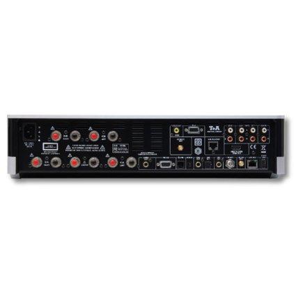 Blu-Ray ресивер T+A K2 Blu black/silver