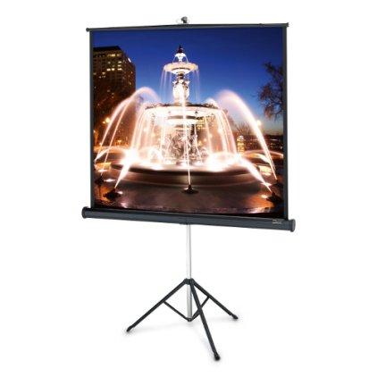 """Экран Projecta ProView 178x178 cm (96"""") Matte White на штативе (10430113)"""