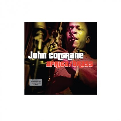 Виниловая пластинка John Coltrane AFRICA / BRASS (180 Gram/Remastered/W570)