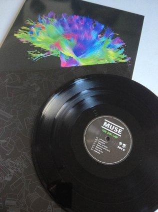 Виниловая пластинка Muse THE 2ND LAW (Box set/2LP+CD+DVD)