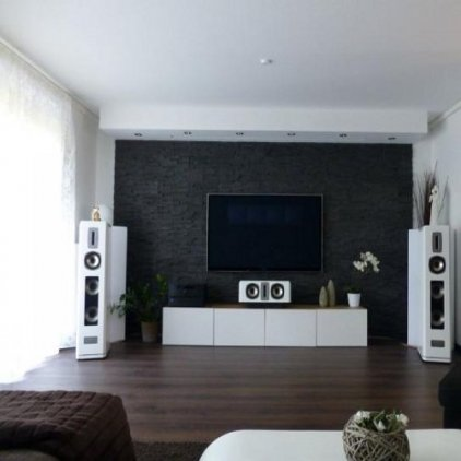 Центральный канал Quadral Aurum Base VIII white high gloss