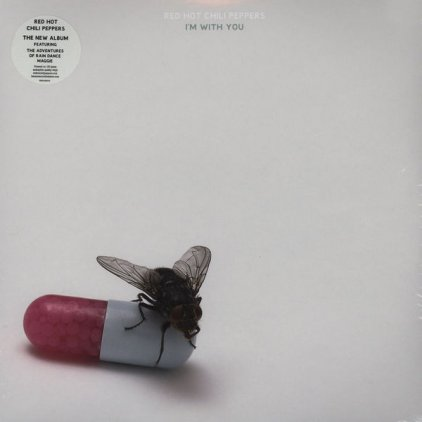 Виниловая пластинка Red Hot Chili Peppers I'M WITH YOU (180 Gram)