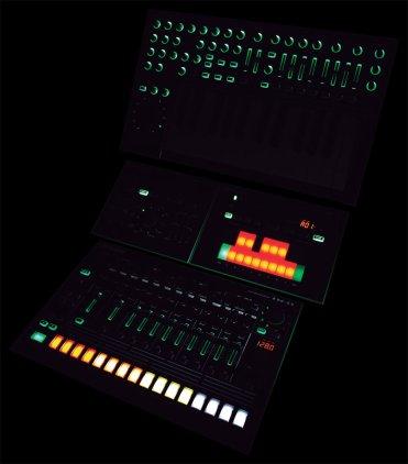 Басовый синтезатор Roland AIRA TB-3