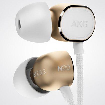 Наушники AKG N20 gold